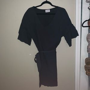 Universal Thread black dress